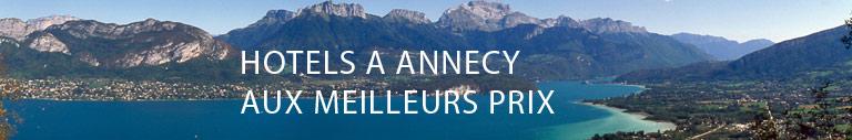Hotel Annecy meilleur prix