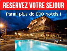 Hotel Booking en Haute-Savoie